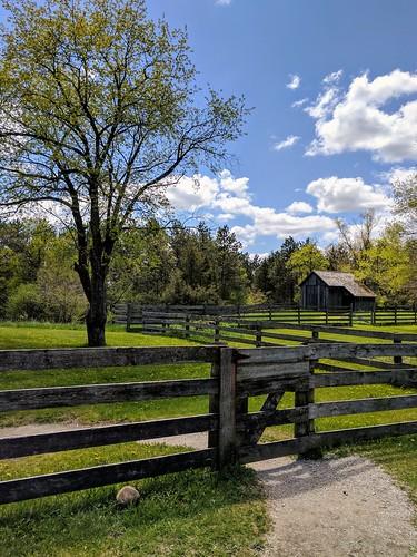 wisconsin parks history landscape clouds green spring sky googlepixel oldworldwisconsin