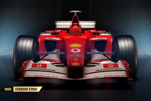 F1 2017 Ferrari