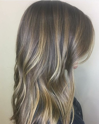 #Seamless light reflections and #Shadows by Melissa @simpson901 . Book your Colour story with @Ryanpatricksalon 901.590.4380