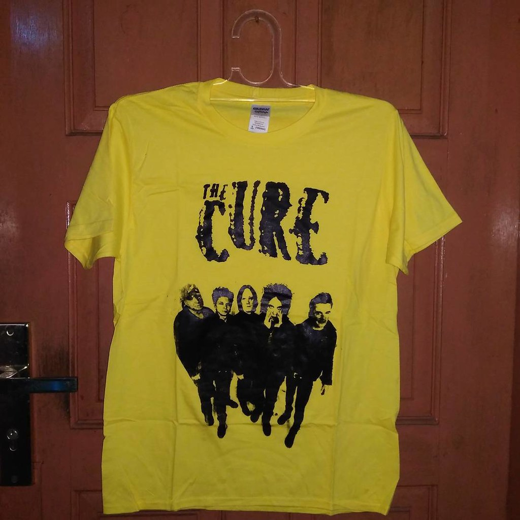 THE CURE Tag Gildan Soft Style Plastisol ink Size: s, m, l…   Flickr