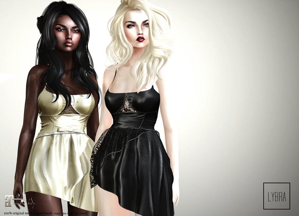 Milly & Gabriella for Limit 8 - SecondLifeHub.com