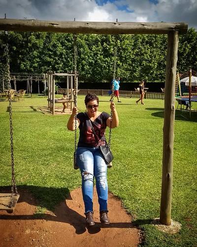 Gostoso é ser criança! #omelhordesampa #villacanguera #infancia #sunnyday #saoroque #parque #instamood #mobile