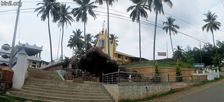 Our Lady of Lourdes or Lourde Matha Church, Inchakundu, Thrissur 2