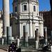 Řím, Trajánův sloup s hudebním doprovodem, foto: Petr Nejedlý