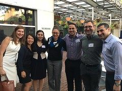 Young Leaders in Resilience May Networking Happy Hour