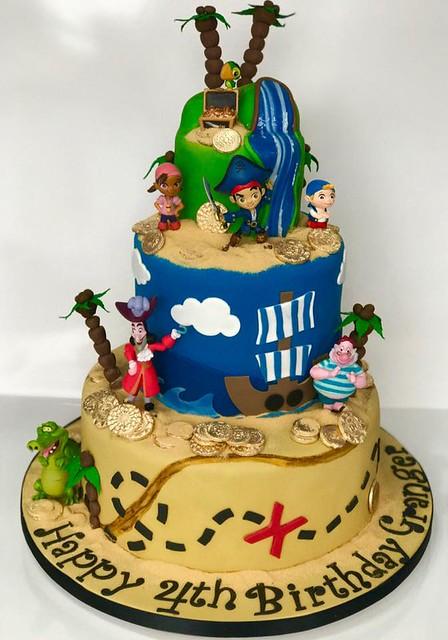 Cake by Elegateau Cakes