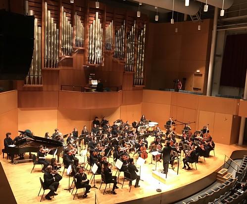 Cleveland State University Symphony Orchestra (4/28/17)