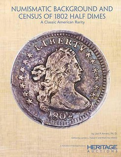 1802 Half Dimes book
