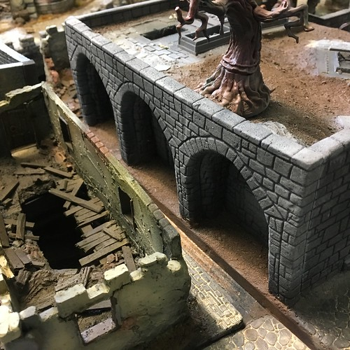 Malval District project - Mordheim table - Page 4 34511775802_94d455149d