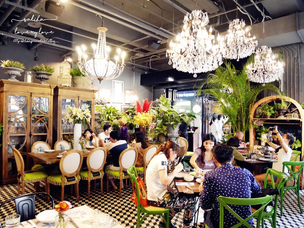 台中情人節約會浪漫超好拍夢幻餐廳推薦thai j泰式料理秘境小花園
