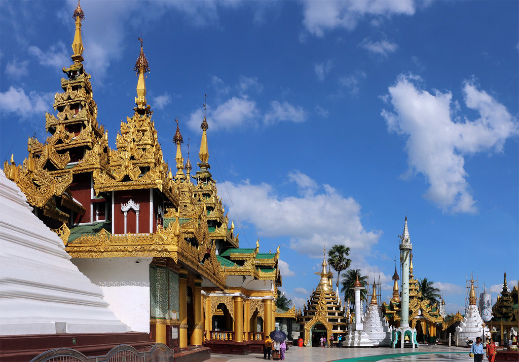 Hotels Near Shwedagon Pagoda