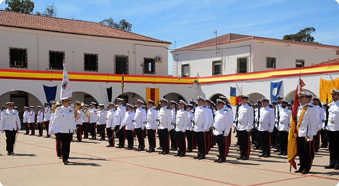 La Infantería de Marina celebra su Patrón, San Juan Nepomuceno