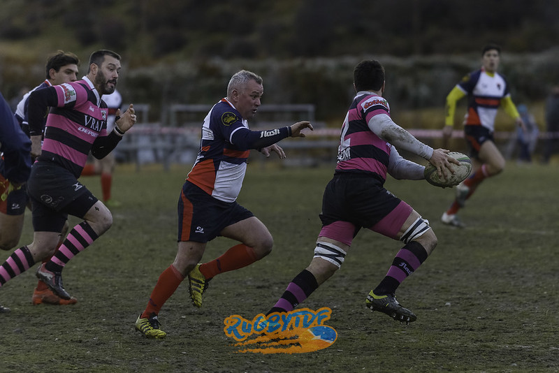 Las Aguilas vs Ushuaia RC - Final