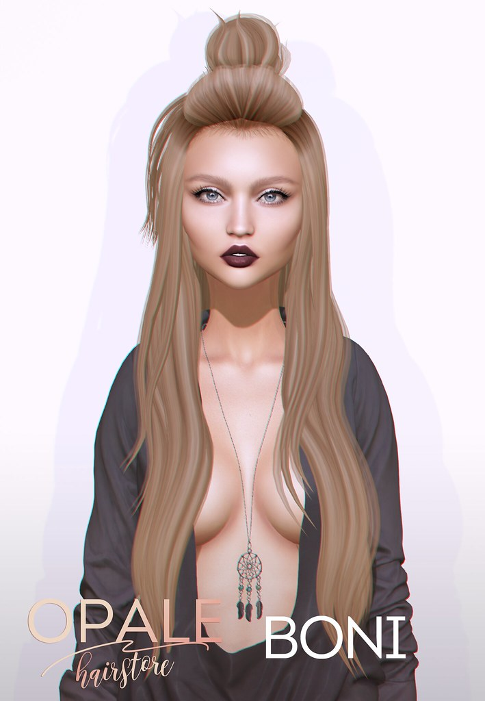 Opale . Boni Hair @ Tres Chic May 2017 - SecondLifeHub.com