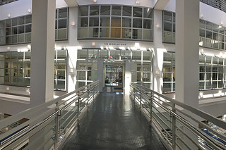SF Public Library - Main branch 5flr Bridge