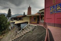 Monastery and Pagoda