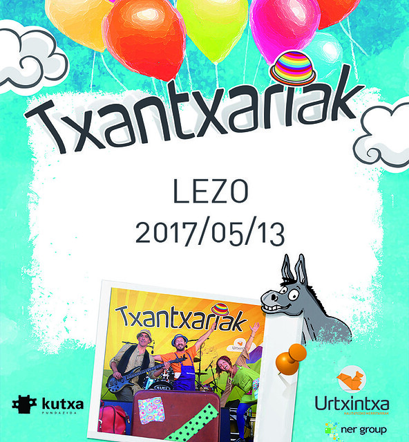 Txantxariak LEZO-2017/05/13