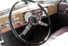 1937 Cadillac Dash
