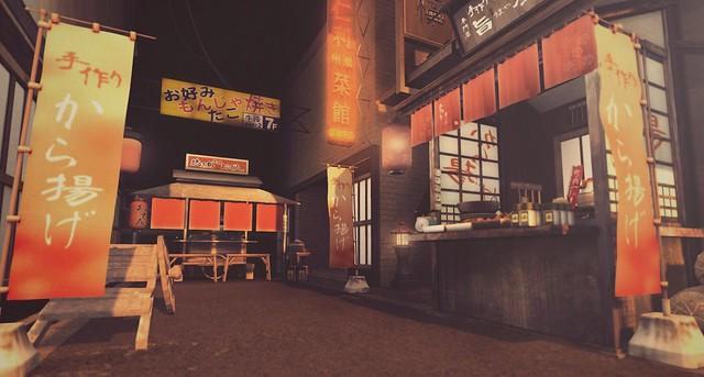 The Street Food Market. *FLOOR TWO*