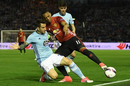 Celta 0-1 Manchester