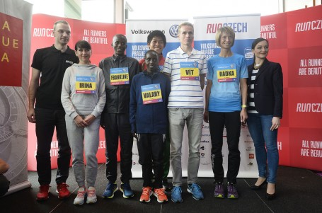 Favorité nedělního Volkswagen Maratonu Praha jsou z Etiopie