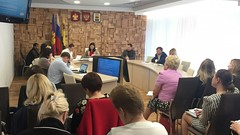 Семинар-совещание для руководителей предприятий санаторно-курортного и туристского комплекса в г.Новороссийске