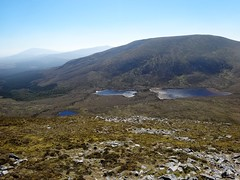 2017 May09 - Looking back South at Nephin Beg617m