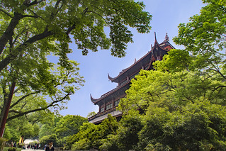 Temple of Hangzhou by Simon謙愛