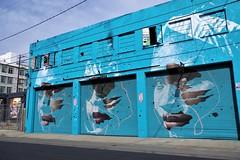 Faces - Arts District Los Angeles - In Explore