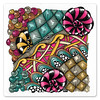 (Weekly Challenge #96: Tangle with Y-Z-A) has been published on Diane Clancy Art Blog