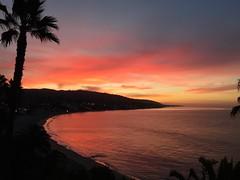 memorable Laguna Beach sunrise