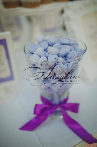 Свадебный Декор и Флористика от АЙЛАВЬЮ  > Фиолетовый — цвет изысканности и роскоши.