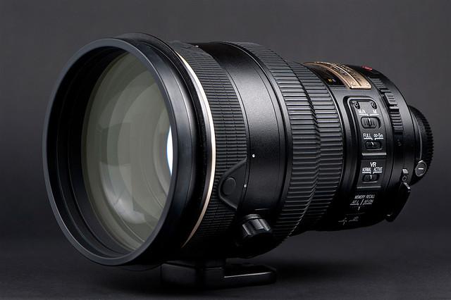 Nikkor 200mm F/2G VR I
