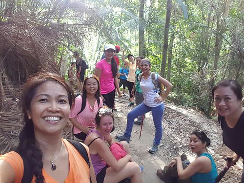 Bukit Saga with Jungle Babes