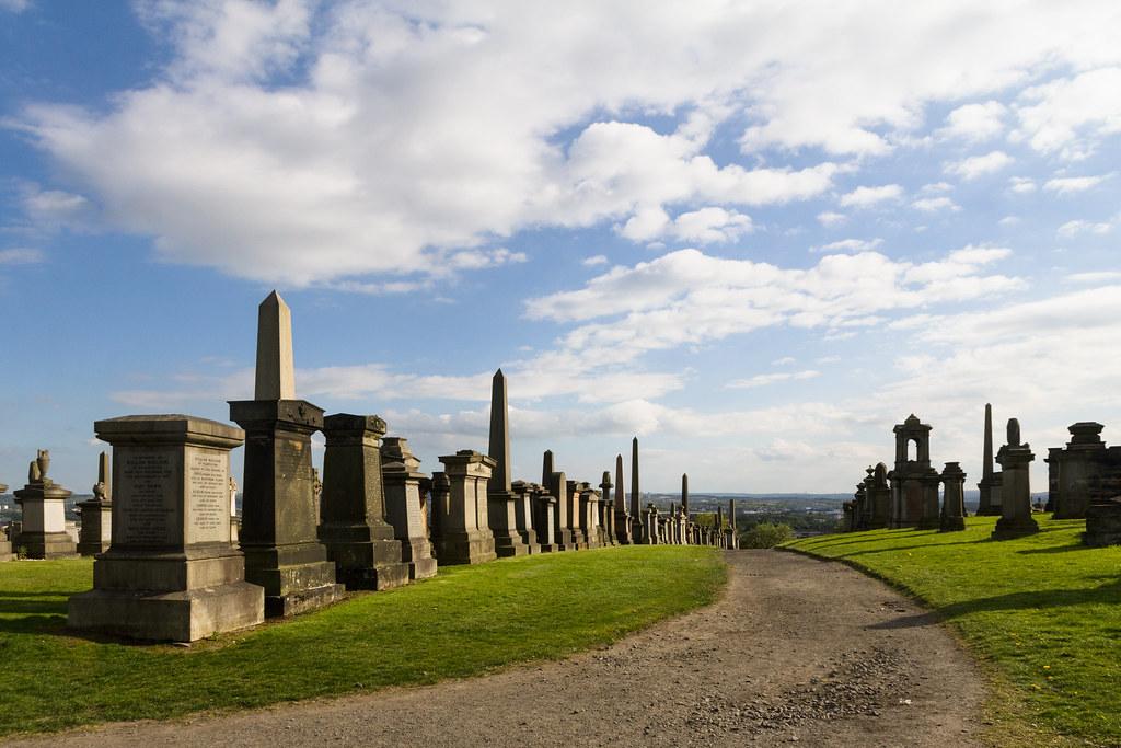 Glasgow ciudades que visitar en Escocia