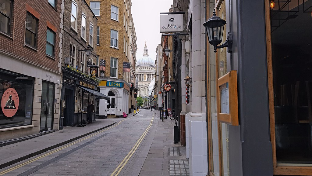 Hotels Near St Pauls Station London