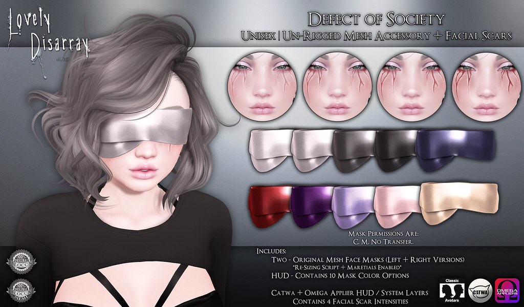 Defect of Society @ The Secret Hideout~ - SecondLifeHub.com