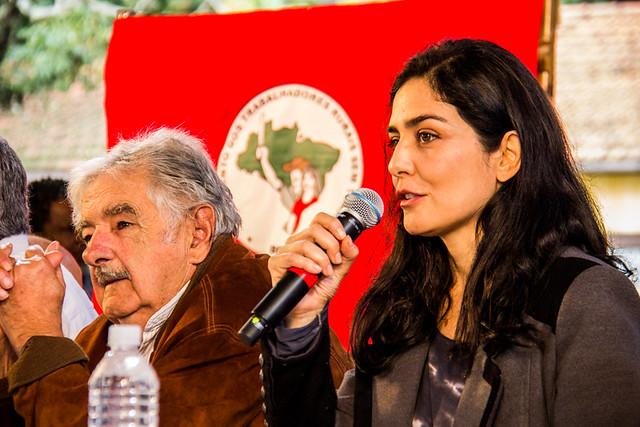 De Letícia Sabatella a Tio Chico: confira quem visitou a Feira da Reforma Agrária