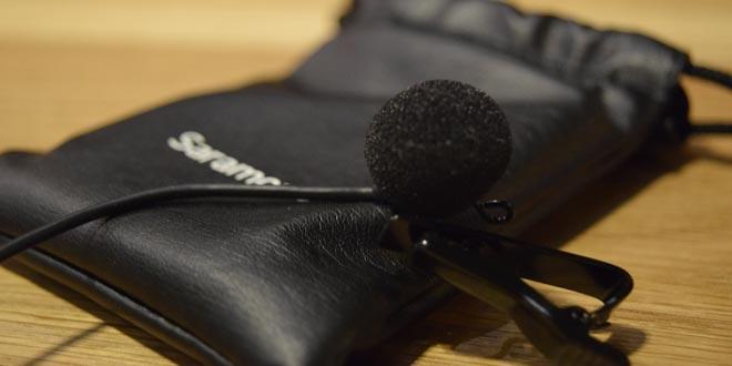 Saramonic Lavalier Microphone