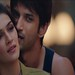 Kriti Sanon With Sushant Singh Rajput In Movie Raabta Wallpaper | Famous HD Wallpaper