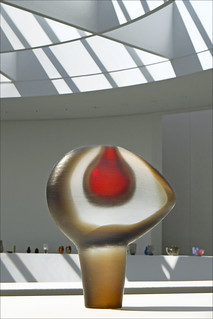 "Exposition ""Murano, Milan, Venise, Verre"" (Pinakothek der Moderne, Munich)"