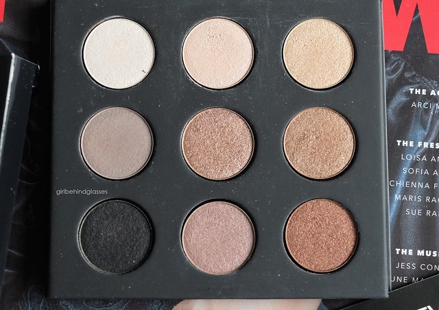 Make Up For Ever Artist Shadows Palette #1