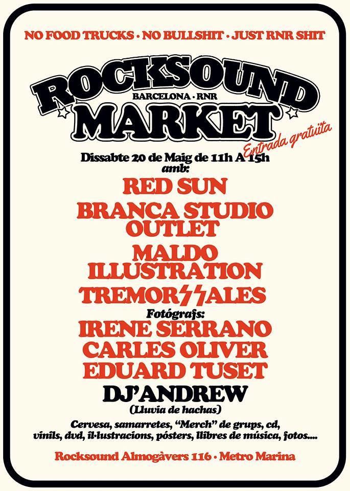 Rocksound Market
