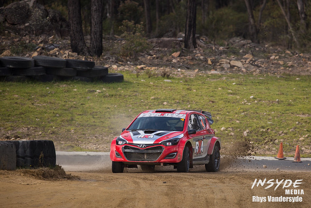 RXAus at Marulan - 2017