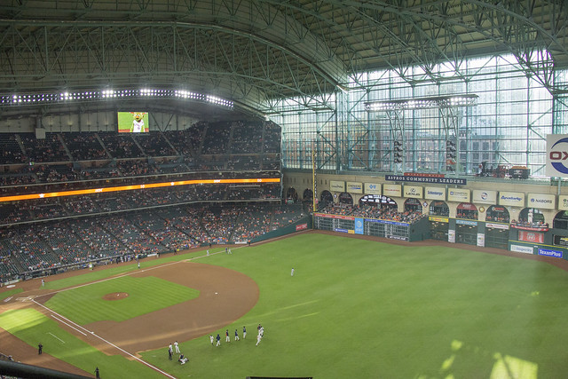 Houston Astros Game