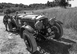 Vintage 8 Litre Bentley
