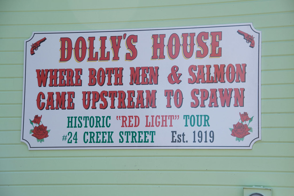 Dolly's House Ketchikan