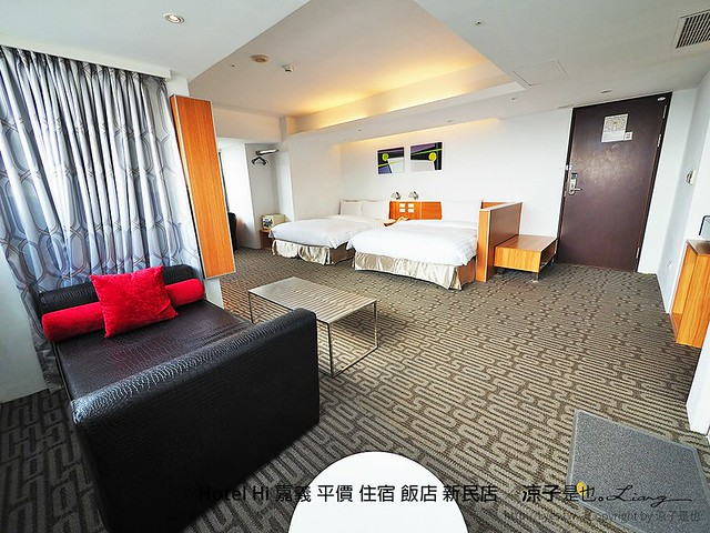 Hotel Hi 嘉義 平價 住宿 飯店 新民店 26