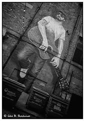 The Glasgow Busker