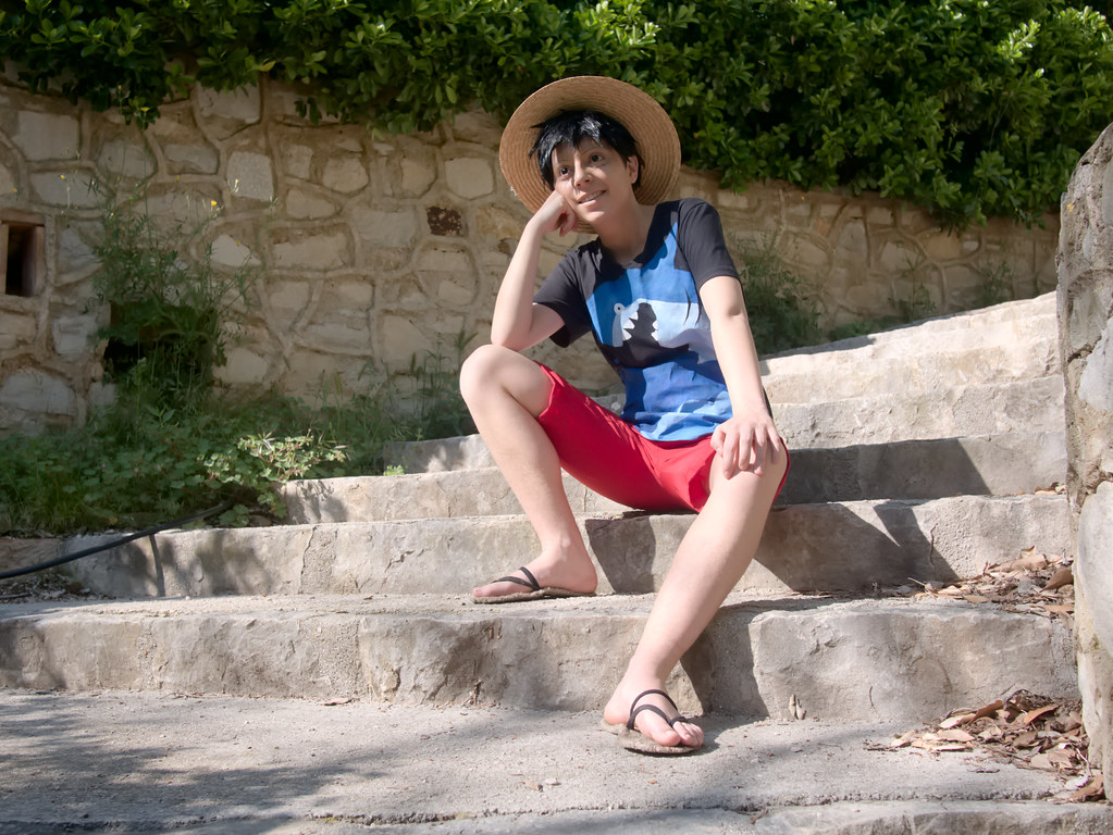related image - Shooting Luffy - One Piece - Parc du Mugel - La Ciotat -2017-04-08- P2030759
